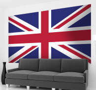 United Kingdom Flag Sticker