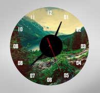 c96cf74c1fe Autocolante de parede relógio cuco - TenStickers
