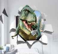3D T-Rex Wall Sticker