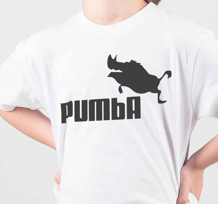 TenStickers. pumba shirt Father's day t shirt. Look at these amazing faters day shirt ideas.  Add it to your cart now and enjoy these personalized fathers day shirts! Purchase it online!