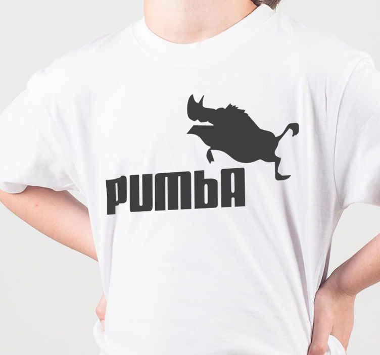 TenStickers. Pumba ing apák napi póló. Nézd meg ezeket a csodálatos faters napi ing ötleteket. Adja hozzá most a kosarához, és élvezze ezeket a személyre szabott apák napi ingeket! Vásárolja meg online!