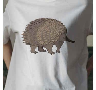 Un t-shirt porc-épic pour pour un style unique. Vous pouvez le choisir dans la taille que vous voulez parmi les options que nous avons.