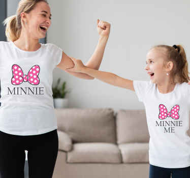 These funny mother daughter shirts are the perfect gift for your mother or even for your daughter. They are really cheap!
