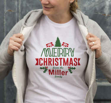 What could be a better gift to give to yourself or something you know than this unique christmas t-shirt design? Home delivery today!
