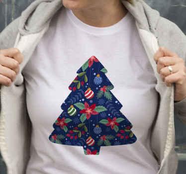 ¡Camiseta navideña decorativa muy única y genial que realmente le dará a tu hogar más luz! ¡Pide este artículo ahora! ¡Envío exprés!