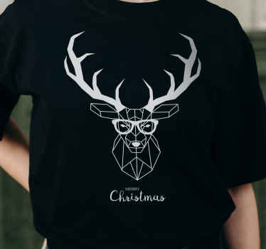 Get your own Hipster geometric deer t-shirt for a low price and available in different sizes and color. They are very durable. Order now!