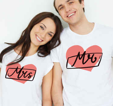 The fact of wearing matching and personalized t-shirts for couples indeed offer an original look to your couple. Choose to wear our custom shirt .