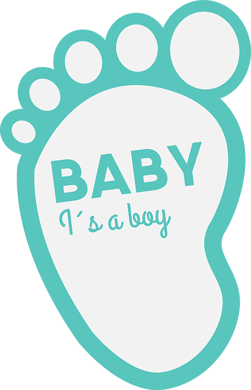 TenStickers. It's a baby boy mothers t shirt. Cute mother t-shirt specially designed for mothers who are pregnant with a boy. This is a quality product to resist and last a long time.