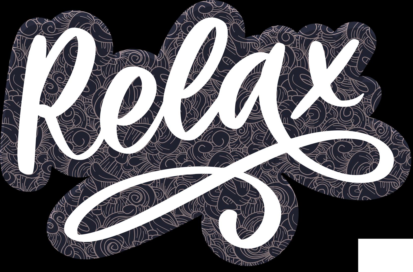 TenStickers. Abstrakt paisley design t-shirt. Enkel trendy design t-shirt til mænd med paisley design og kalligraf tekst. Det fås i forskellige størrelser og farver.