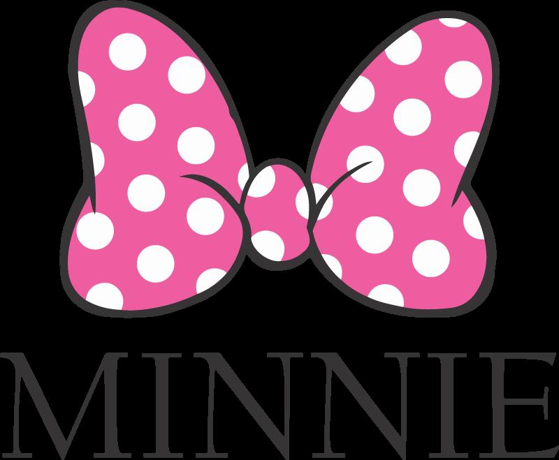 "TenVinilo. Camiseta madre e hija minnie y minnie me . Estas divertidas camisetas de madre e hija son el regalo perfecto para tu madre o incluso para tu hija. Diseño con frase ""Minnie"" y ""Minnie me"""