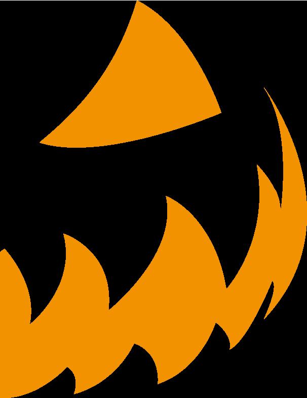 TenVinilo. Camiseta parejas Halloween mitad calabaza. Camisetas de Halloween para ti y tu pareja con mitad calabaza en cada una. Compra este diseño e ir a la par ¡Descuentos disponibles!