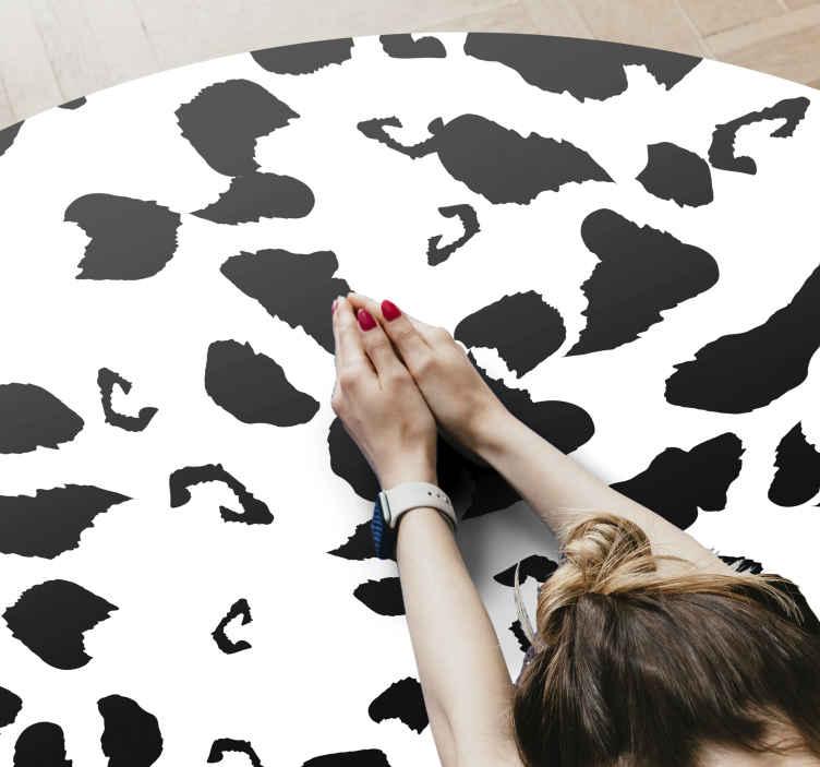 TenVinilo. Alfombra vinilo animal print vaca blanca. Excelente alfombra vinilo vaca de vaca en blanco y negro. Anti alergico. Muy fácil de limpiar ¡Compre ahora en línea! Entrega a domicilio!