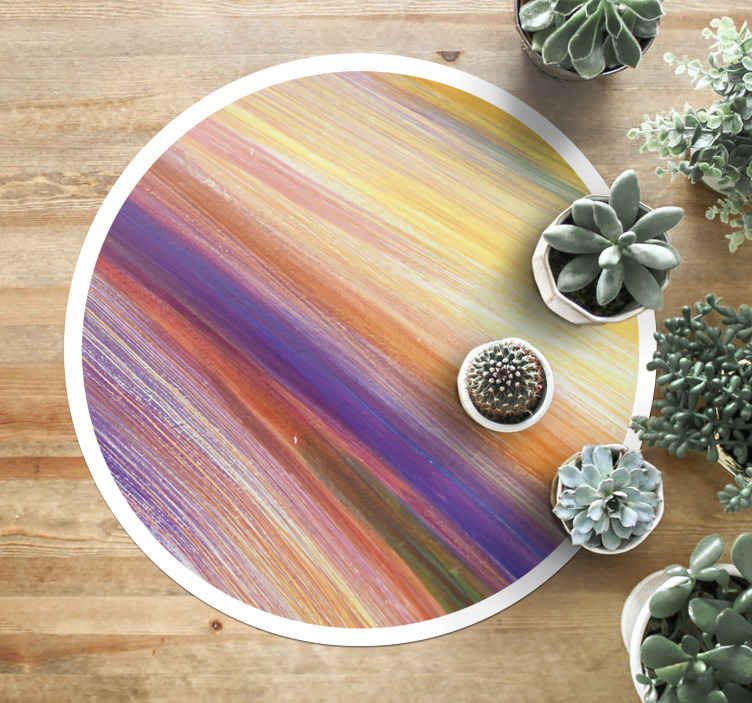 TenStickers. Multicolors Area Rug contemporary rugs. Do you want to give your room some more color? Then you have to get this amazing modern flooring! Don't wait any longer and order now!
