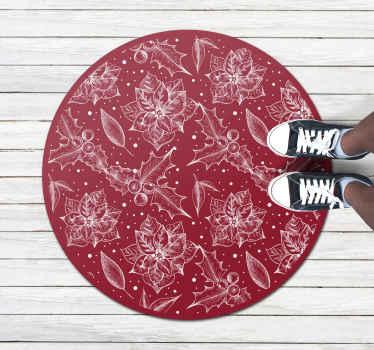 Ove istaknute slike božićni tepih za predsoblje savršen je za vašu dnevnu sobu, hodnik i bilo koji prostor koji odaberete. Kućna dostava!