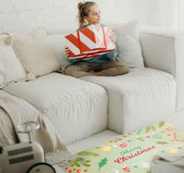 Seine vorgestellten bilder weihnachten eingangshalle teppich ist perfekt für Ihr wohnzimmer und jeden Raum ihrer wahl. Hergestellt mit hochwertigen Materialien.