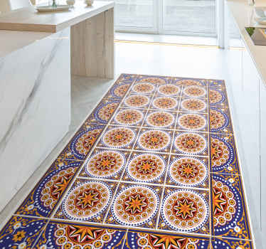 Tapis de sol décoratif en sticker à faible coût pour votre espace. Nos produits sont fabriqués avec des matériaux de la meilleure qualité