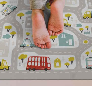Offrez à vos enfants un merveilleux cadeau avec cet incroyable tapis de salon pour enfants! Qu'est-ce que tu attends? Commandez-le aujourd'hui!