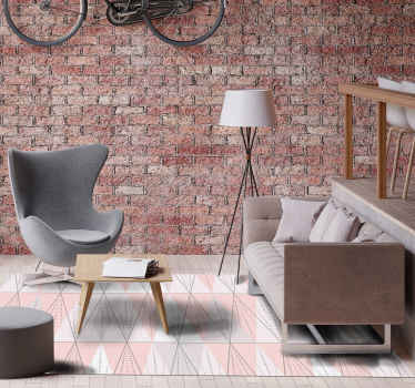 Have you been looking for a vinyl rug with different colors nordic design to decorate your room and have had no luck? Today is your lucky day!