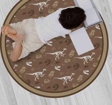 Il miglior tappeto in vinile con animali di dinosauro da mettere in qualsiasi stanza della tua casa! Con +10. 000 clienti soddisfatti sei in buone mani.