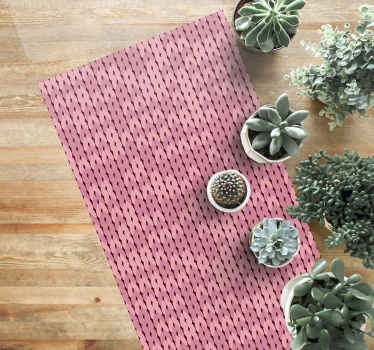 it will fit in any space of a house, its the perfect kitchen mat that will blend into any decor and impress your familly! Home delivery !