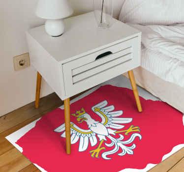 Pokochasz ten dywan winylowy mapa Polski, który będzie wyglądał idealnie w Twojej sypialni lub pokoju dziecięcym! Pokazuje piękną mapę.