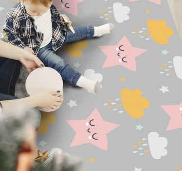 Consigue hoy tu alfombra vinilo infantil y sorprende a tus hijos con este diseño único y lindo ¡Muy fáciles de limpiar! ¡Decora el cuarto de tus hijos!