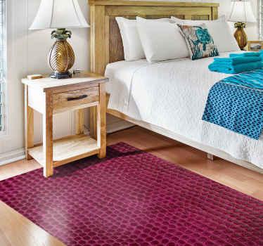 Украшайте и улучшайте внешний вид комнаты с помощью нашего качественного винилового коврика с животным принтом боа и красным фоном. Доступен в любом необходимом нестандартном размере.
