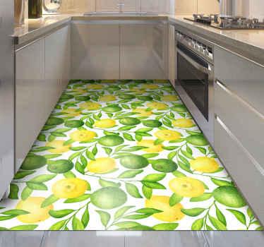¡Obtenga hoy esta alfombra vinilo cocina de frutas cítricas y sorpréndase con su material de alta calidad! ¡Entrega a domicilio en solo unos días!