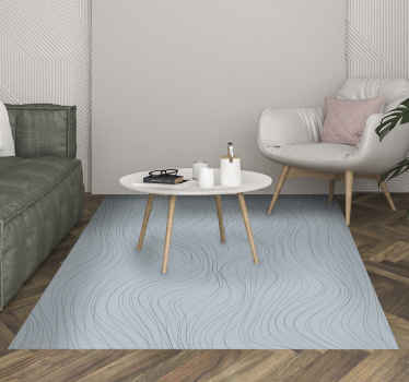 Order your very own amazing looking original vinyl rug design now and make yourself happy! Home delivery. Can easily be cleaned and washed! Buy now!
