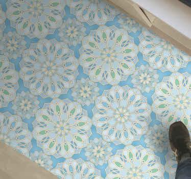 Sonhe com este incrível tapete de vinil marroquino! Não espere mais e compre seu novo e incrível tapete de sala agora!