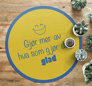 Vil du bringe andres andre hjem en god gave for å få ham / henne til å huske å gjøre det som gjør ham / henne lykkelig kjøp nå online! Hjemmelevering!