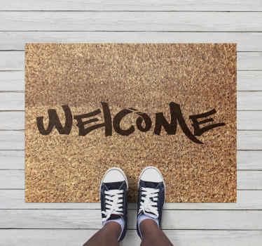 Ayez votre propre tapis en sticker original pour impressionner vos collègues. Achetez maintenant en ligne! Nous vous livrerons à domicile.