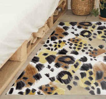 Hervorragender home-office-läufer vinyl teppich katzen tierdruck sehr erstaunlich und bunt! Wähle deine Größe. Jetzt online kaufen! Hauslieferung!