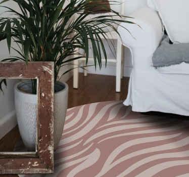 Esta hermosa alfombra vinilo print de jirafa rosa se adapta a cualquier lugar de la casa. Se produce con material de alta calidad ¡Envío exprés!
