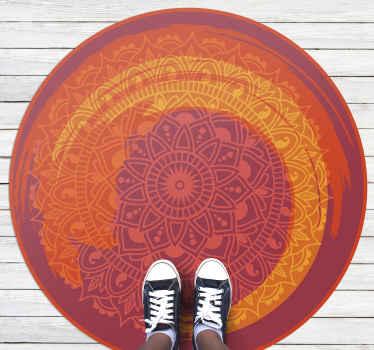 Auf unserer Website finden Sie die neuesten trends bei teppichen im ethnischen stil. Dieser ethnische teppich passt perfekt in Ihr wohnzimmer.
