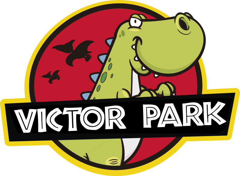 TenStickers. Personnalised Jurassic Park kids vinyl carpet. Original children's vinyl carpet with a name that you can use to decorate your child's room with a design! Discounts available.