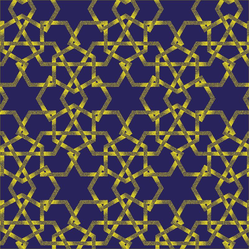 TenStickers. сине-желтые звезды современный виниловый ковер. Виниловый коврик сине-желтых звезд принесет домой спокойствие, переданное звездным небом. Выберите ваши размеры и заказ на нашем сайте.