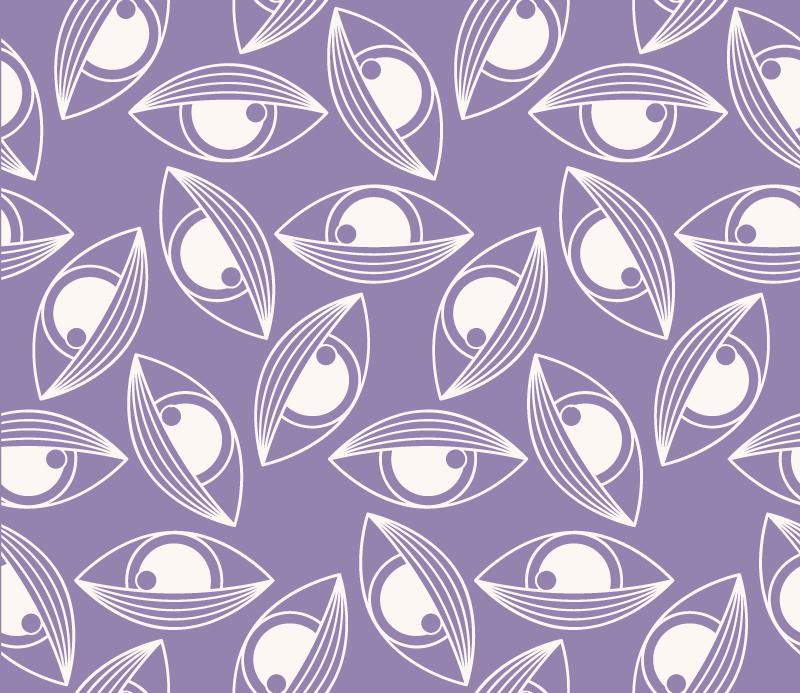 TenStickers. Covor de vinil model lila cu covoare contemporane. Selectați un covor mistic de vinil pentru a adăuga acel ceva în plus la care poftea camera dvs.! Avem + 10. 000 de clienți mulțumiți.