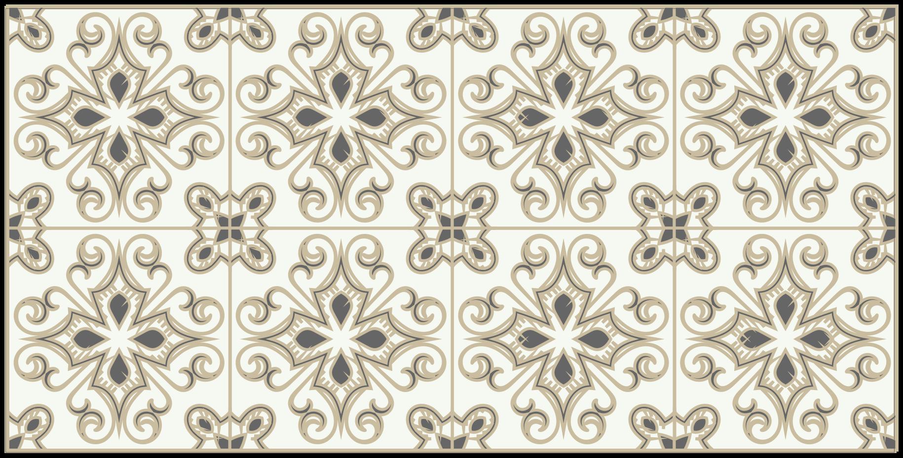 TenStickers. Moderne vinyl tapijt Marokkaanse stijl met bloemen modern vinyl t. Marokkaanse bloemen vinyl vloerkleed met witte bloemen tegels, perfecte decoratie voor uw keuken. Gemaakt van hoogwaardig vinyl en gemakkelijk schoon te maken en op te bergen. Bekijken!