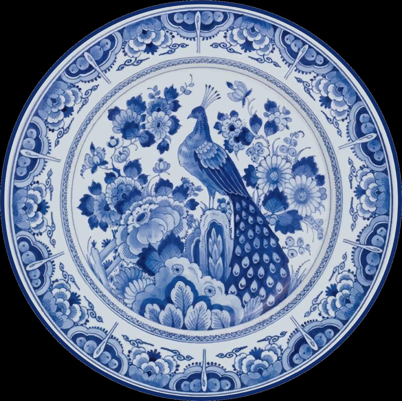 TenVinilo. Alfombras vinilo azul pavo real elegante. Una alfombra vinílica animales de pavo real depara darle a su casa el toque holandés. Alta calidad y fácil de limpiar ¡Compra online!