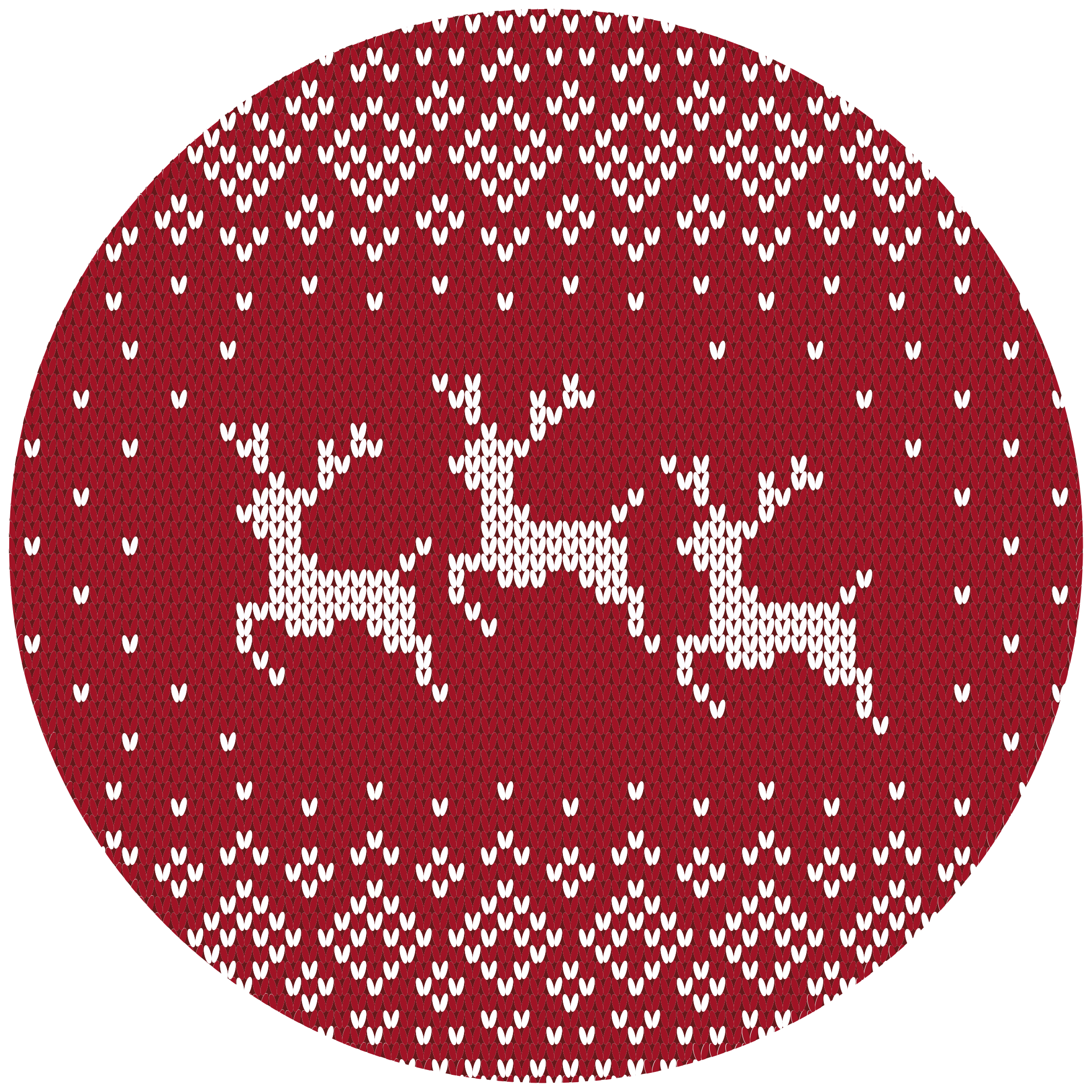 TenStickers. Christmas jumper pattern Christmas rug. This christmas rug is perfect for your living room, hallway, and any space you want. Invite your relatives and friends to a Christmas party with you