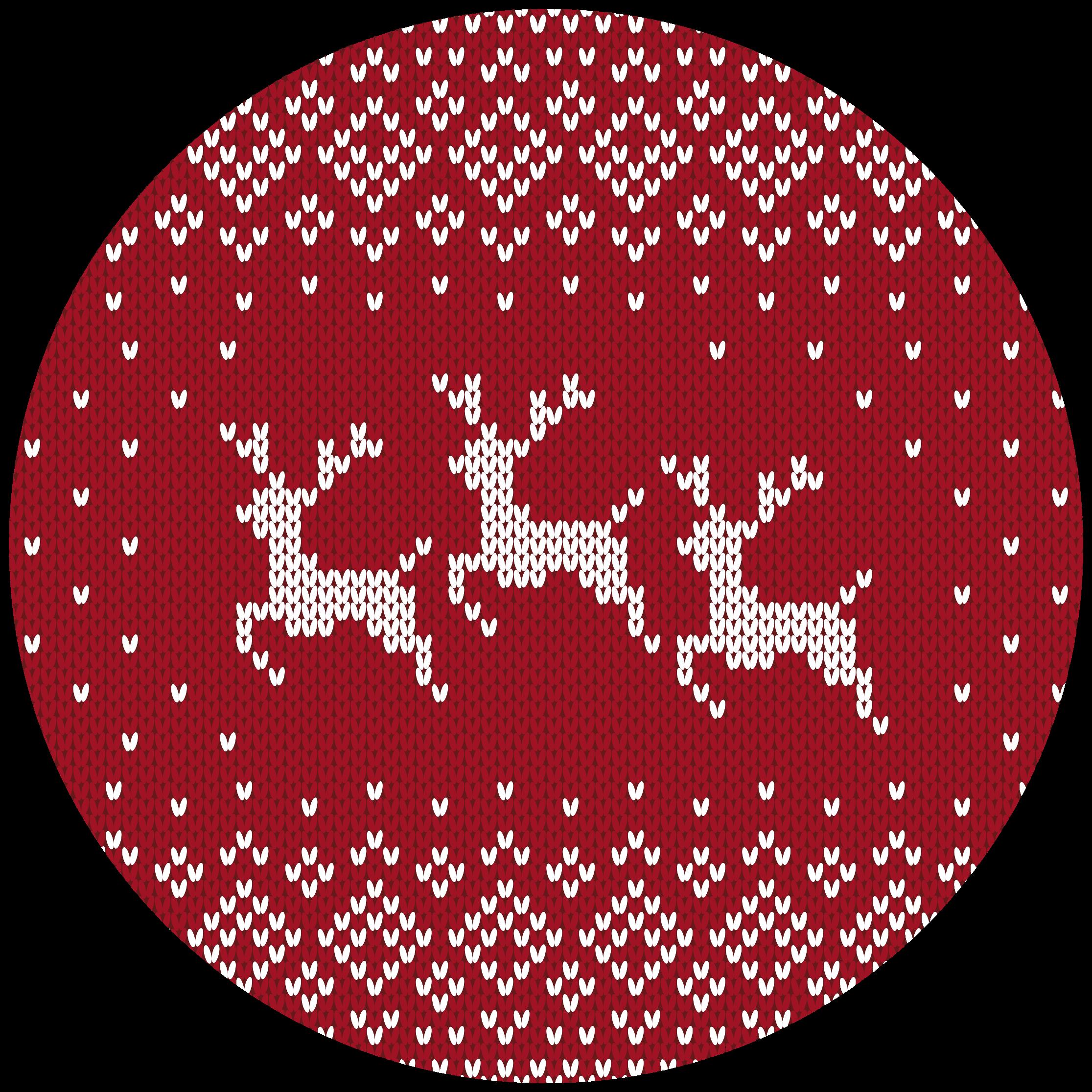 TenStickers. Weihnachts-pullover-muster-weihnachtsteppich. Dieser weihnachtsteppich ist perfekt für Ihr wohnzimmer, flur und jeden Raum, den Sie wollen. Laden sie Ihre verwandten und Freunde zu einer weihnachtsfeier mit Ihnen ein