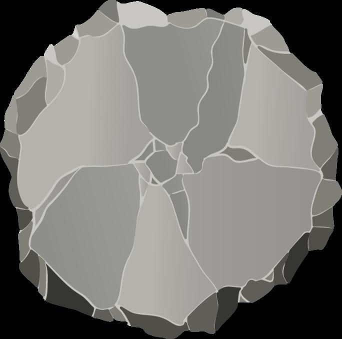TenStickers. виниловый ковер текстура разные камни каменный пол. посмотрите на этот фактурный ламинат! его жемчужный цвет будет хорошо смотреться в любой обстановке. этот продукт противоскользящий!