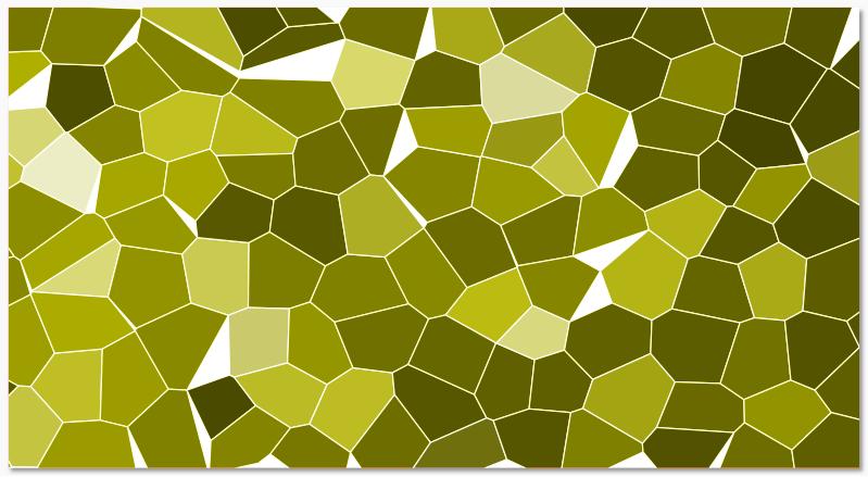 TenStickers. Covoare contemporane cu pietre de mozaic verde. Covor de vinil cu mozaic verde, minunat pentru decorarea bucătăriei dumneavoastră. Ușor de curățat și depozitat. Din vinil de înaltă calitate.