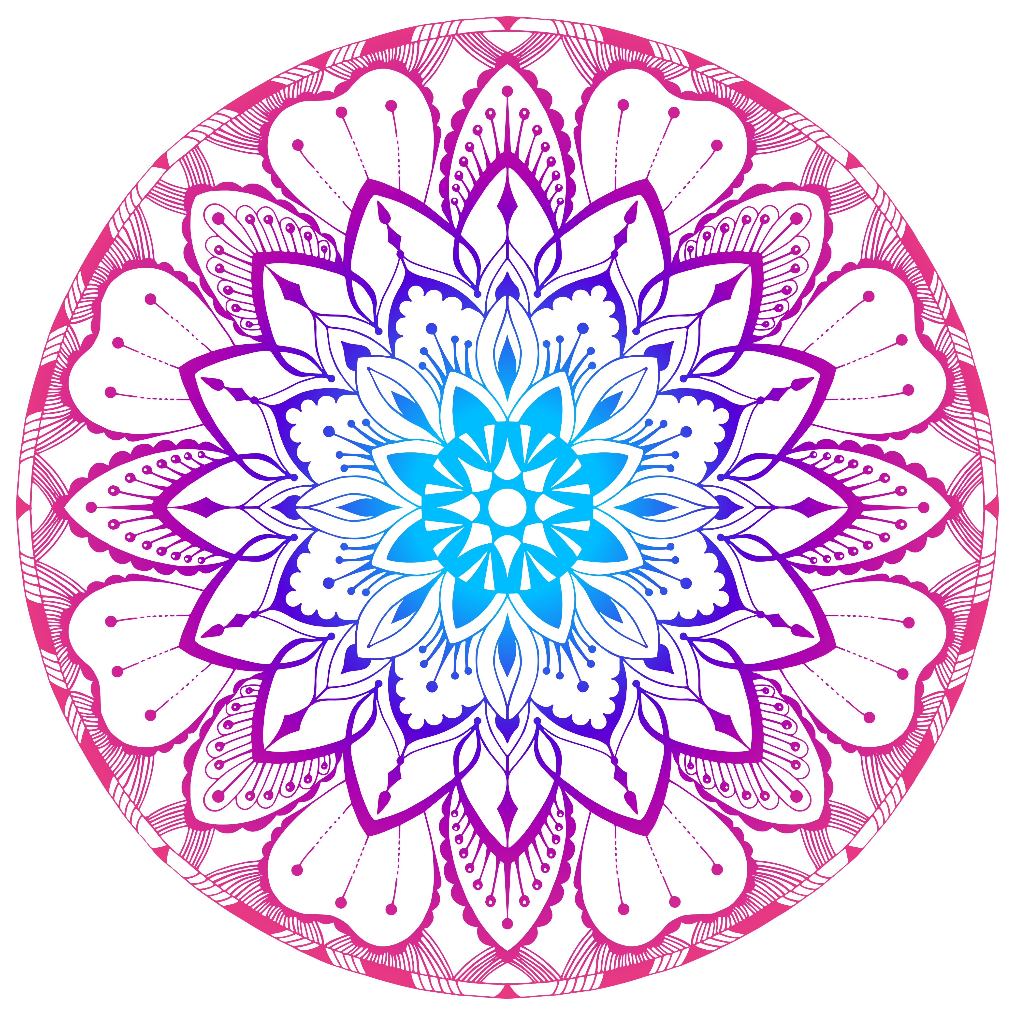 TenStickers. κυκλικό μπλε και μοβ χαλί μάνταλα. ένα όμορφο κυκλικό μπλε και μοβ χαλί μάνταλα κατασκευασμένο για να διακοσμήσει τους χώρους του σπιτιού σας με τις καλύτερες ατμόσφαιρες. εύκολο στην εφαρμογή.