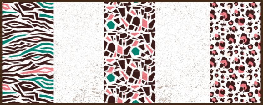 TenVinilo. Alfombra vinilo animal print con estampados. Alfombra vinilo animal print perfecta para decorar tu suelo de una forma personal con tu animal favorito. Elige medidas ¡Compra online!