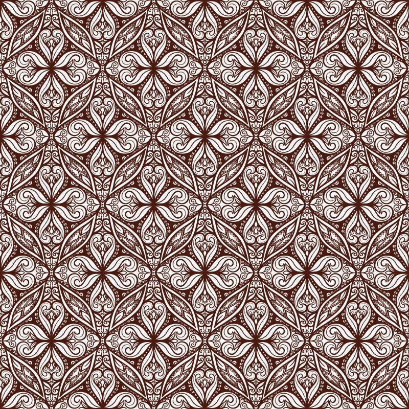 TenVinilo. Alfombras vinilo hidráulica azulejos marrones. Alfombra vinilo hidráulica con azulejos marrones que te ayudará a decorar tu casa a tu propio gusto. Elige medidas ¡Compra online!