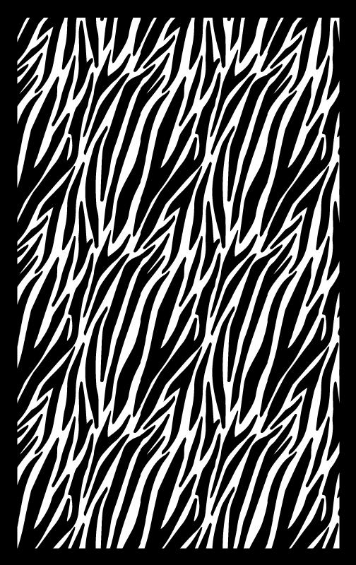 TenStickers. Tapete com estampa animal com efeito zebra. Incrível tapete de vinil animal com estampa de zebra que irá adicionar personalidade à sua casa. Com mais de 10. 000 clientes satisfeitos, sabemos que você vai adorar.