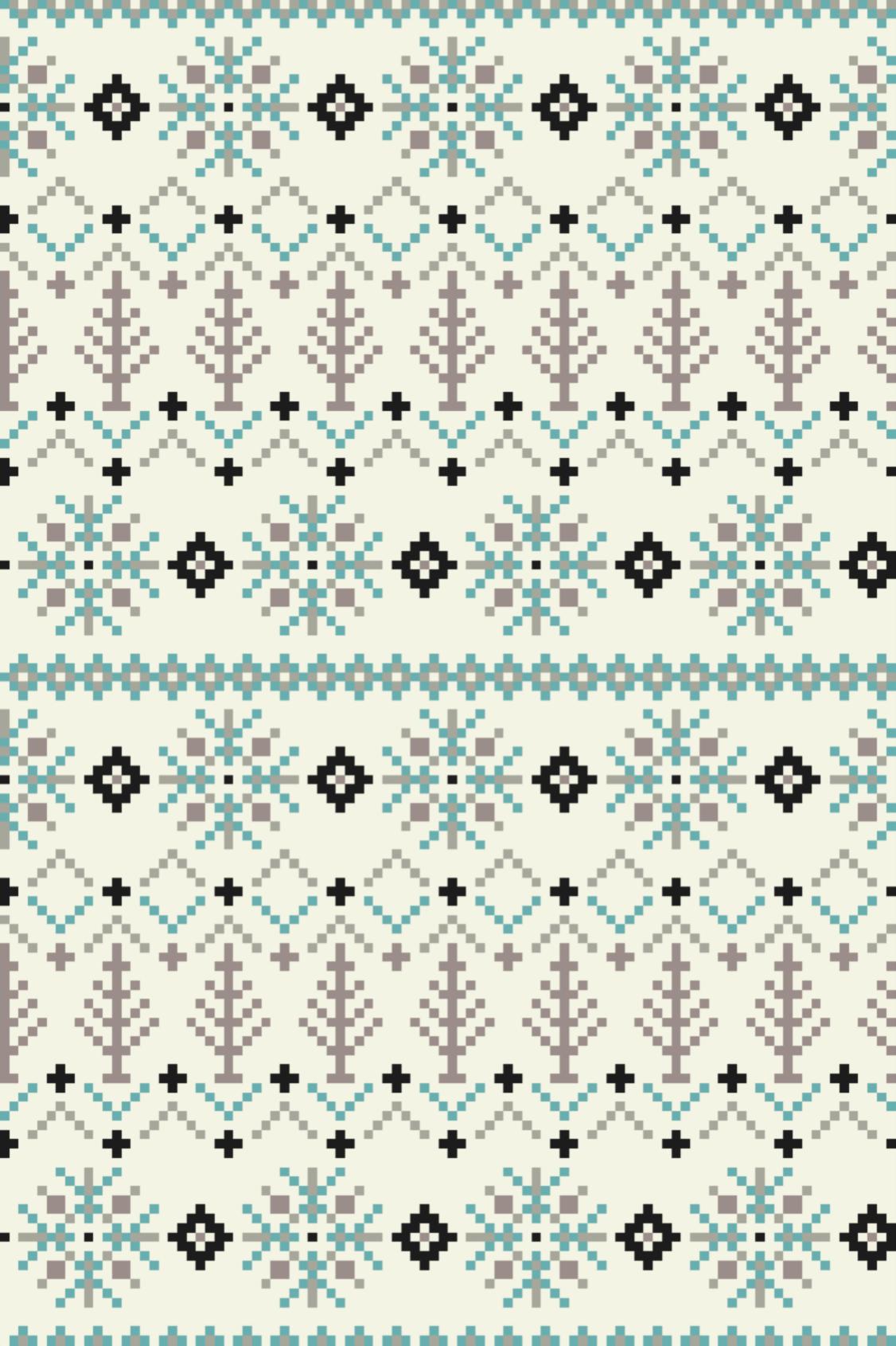 TenVinilo. Alfombra vinilo nórdica diseño tradicional. Una alfombra vinilo nórdica única con diseño tradicional nórdico que te ayudará a decorar cualquier estancia de tu hogar ¡Envío exprés!