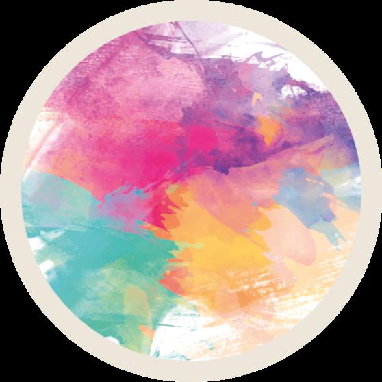 TenStickers. Tie dye ronde vinyl tapijt. Dit abstract kleurrijk design vinyl tapijt met patroon is precies wat u zoekt om uw huis er zo klassiek mogelijk uit te laten zien.